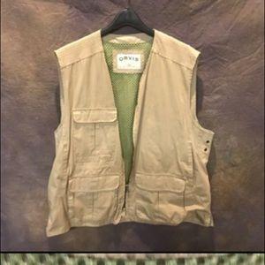 Orvis Men's Multi-Pocket Vest XL